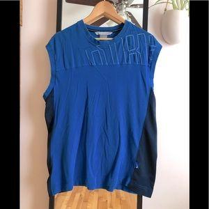 Nike vintage early 2000's sleeveless tee shirt